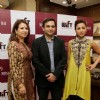 Manubhai Jewelers felicitates Amrita Puri, as apart of celebration of women's month