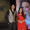 Sanaya Irani and Farhan Khan at the launch event of Chhan Chhan