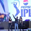 Katrina Kaif, Shahrukh Khan and Deepika Padukone performed at IPL 6 opening ceremony in Kolkata