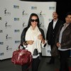 Neha Dhupia with Manish Malhotra arrive in Vancouver for TOIFA