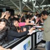 Anurag Basu arrive in Vancouver for TOIFA