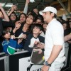 Jimmy Shergill reached Vancouver for Toifa