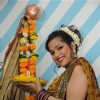 Tanisha Singh celebrating festival of Gudi Padwa