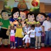 Chota Bheem and Thorn of Baali press conference