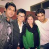 Siddharh, Chang, Drashti and Vivian