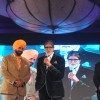 Big B & Kapil Dev unveil Siddhu's 'Sherry on Topp'