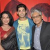 Anjana Mumtaz, Ruslaan Mumtaz, Sajid Mumtaz at Music Launch of film I Dont Luv U