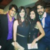 Sukriti,Gaurav,kishwer and Suyyash