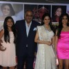 Sridevi with Boney Kapoor, Jhanvi and Khushi at Sahara Pariwar Bash For Padma Shri Sridevi