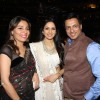 Renu Namboodiri, Sridevi and Madhur Bhandarkar at Sahara Pariwar Bash For Padma Shri Sridevi