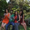 Sonali Sehgal, Sachiin Joshi, Sunny Leone and Archana Vijaya at Special shoot for XXX Energy Drink