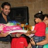 John Abraham celebrate World Wish Day