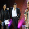Raju Nag and Salman Khan at Bharat and Dorris Hair and Makeup Awards