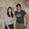 Parineeti Chopra and Sidharth Malhotra at Special screening of Bombay Talkies