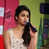 Alia bhatt during the launch of Baby Lips