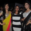 Adah Sharma and Vanya Mishra scintillates the ramp for Zana�ya Couture
