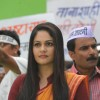 Gracy Singh at Mahurat of the film Janta Vs Janardhan-Bechara Aam Aadmi