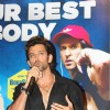 Hrithik Roshan unveils Krish Gethin's Book Guide To Your Best Body