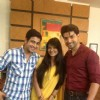 Dishank, Kratika and Gurmeet