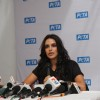 Neha Dhupia at the launch of Newest Pro-Veg Ad Campaign by PETA