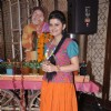 Trishika Tiwari at launch of Television serial Lapataganj Ek Baar Phir in Mumbai