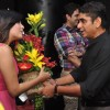 Pooja Gor with Rajan Shahi at Pooja Gor's Birthday Party
