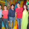 Amit Tandon,Gautam Rode,Nikhil Sinha,Mohit Raina,Suhana Sinha,Mouni Roy at launch of Play Around