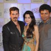 Neil, Ameesha Patel & Susi Ganesh at Amisha Patel Birthday Party and Film Shortcut Romeo promotion