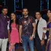 Film Ghanchakkar Promotion onsets of Star Plus Show Indias Dancing Superstars