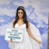 Adah Sharma locks herself inside cage for PETA Campaign