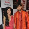 Ishita Dutta and Rahul Sharma at Star Parivaar Awards 2013