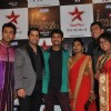 MasterChef team at Star Parivaar Awards 2013