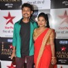 Navneet Rastogi at Star Parivaar Awards 2013