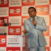 Launch of Annu Kapoor's new show Suhaana Safar for BIG FM 92.7 at Hotel Sun N Sand in Juhu, Mumbai