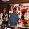 Sonam & Dhanush at the launch of Magna Star Week's latest issue