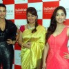Neha Dhupia, Mahima Chaudhry & Yami Gautam during the 9th Retail Jeweller India Awards