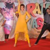 Jacqueline and Girish Kumar at song launch for film Ramaiya Vastavaiya