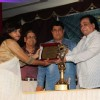 Kader Khan presented with Sahitya Shiromanee Award