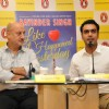 Anupam Kher launches Author Ravinder Singh's Like it Happened Yesterday
