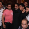 Salman Khan and Shahrukh Khan at Minister Mr.Baba Siddique's Iftar Party