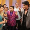 Shahrukh imitate Daya Bhabhi at the celeberation of 5 years of Taarak Mehta Ka Ooltah Chashmah