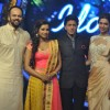 Film Chennai Express Promotion at Indian Idol Junior Set