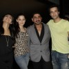 Ragini Khanna, Sanjeeda Shaikh, Rajan Shahi and Aamir Ali at Producer Rajan Shahi's Bash