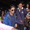 Shah Rukh Khan leaves for London