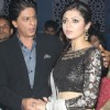 Drashti Dhami and SRK on the set of Madhubala