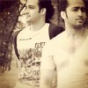 Shaheer Sheikh and co-actor Saurabh Jain