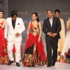 Amrita Rao showstopper for AGNI Jewels at IIJW 2013