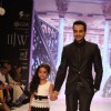 Angad Hasija walk the ramp for Gitanjali Gems at IIJW 2013