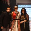 Neha Dhupia at Gitanjali show on Day 2 at IIJW 2013