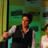 Shahrukh Khan during the promotion of film Chennai Express